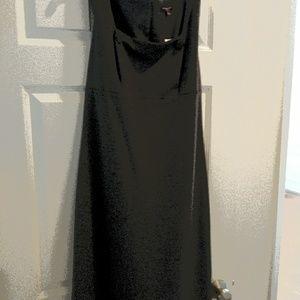 New Adrienne Vittadini Gray Dress (14)